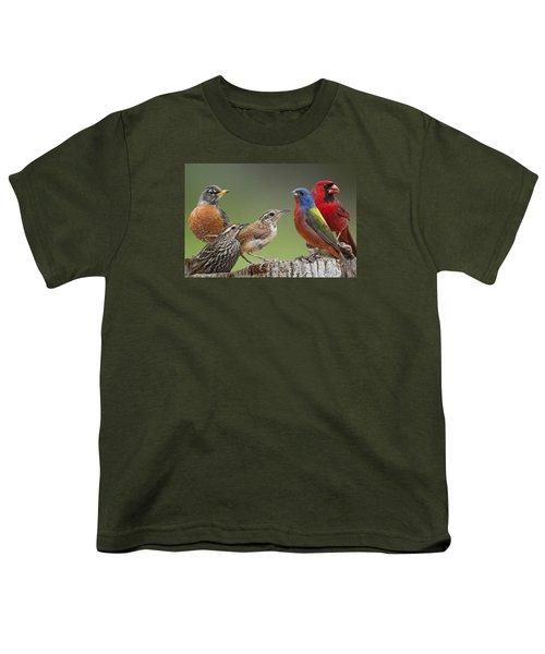 Backyard Buddies Youth T-Shirt