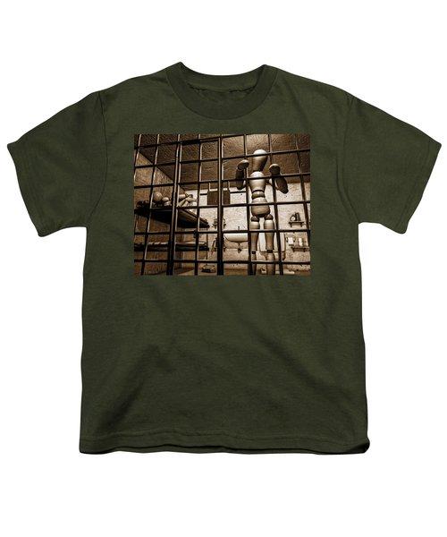 Bail Denied  Youth T-Shirt