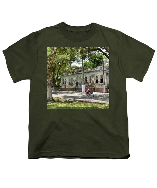 Belmonte - #bahia - #brasil #ig_brazil Youth T-Shirt