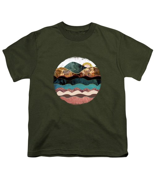 Blush Moon Youth T-Shirt