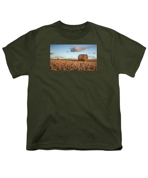 Bundy Hay Bales #7 Youth T-Shirt