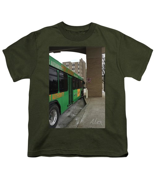 Bus Stop Youth T-Shirt