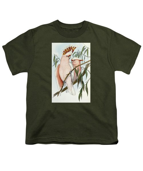 Cacatua Leadbeateri Youth T-Shirt