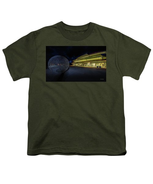Christopher Cohan Center For The Performing Arts  Youth T-Shirt