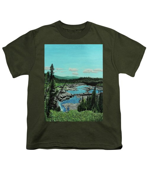 Churchill River Youth T-Shirt