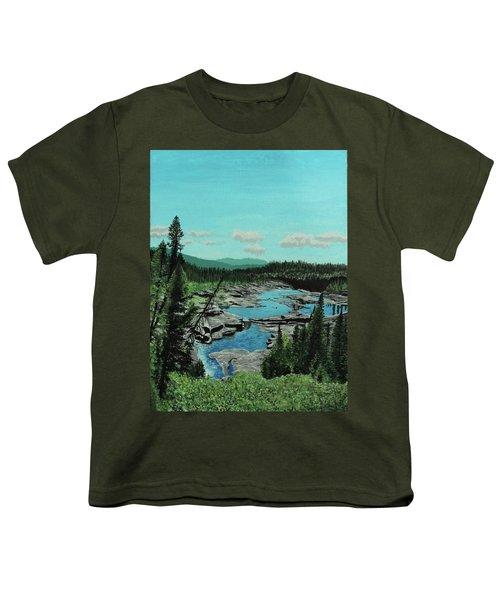 Churchill River Youth T-Shirt