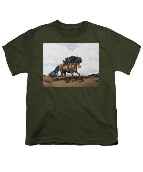 Coco Youth T-Shirt by Teresa Wing