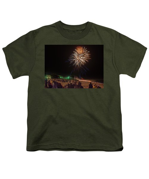 Youth T-Shirt featuring the photograph Colorful Kewaunee, Fourth by Bill Pevlor