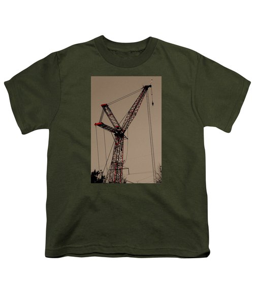 Crane's Up Youth T-Shirt