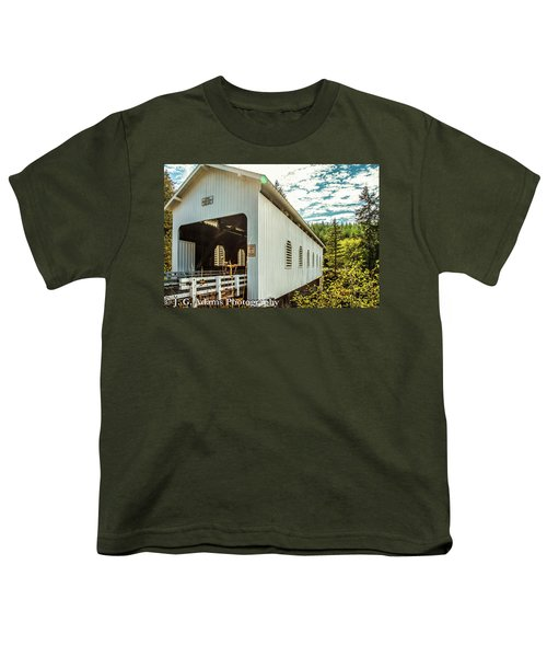 Dorena Covered Bridge Youth T-Shirt