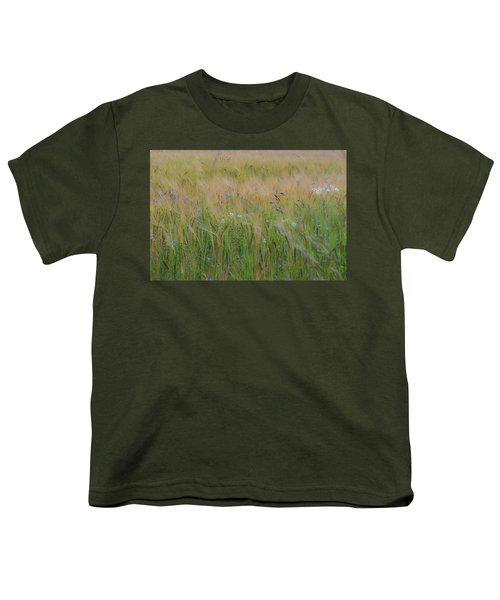 Dreamy Meadow Youth T-Shirt
