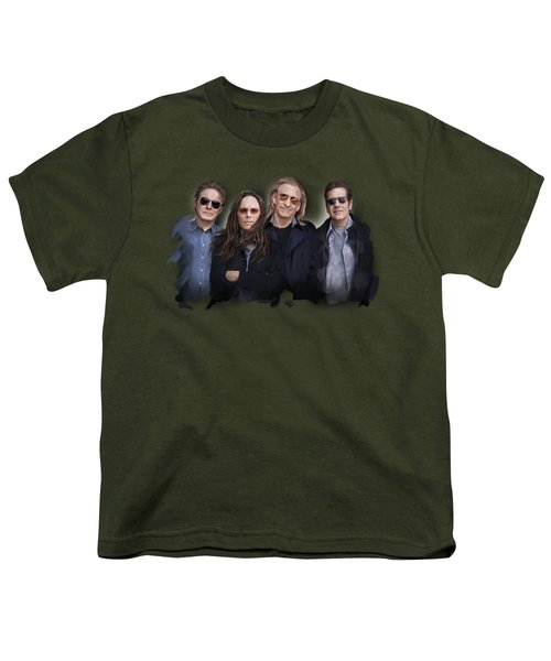 Eagles Band Youth T-Shirt