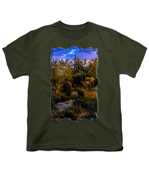 East Of Sunset V40 Youth T-Shirt by Mark Myhaver