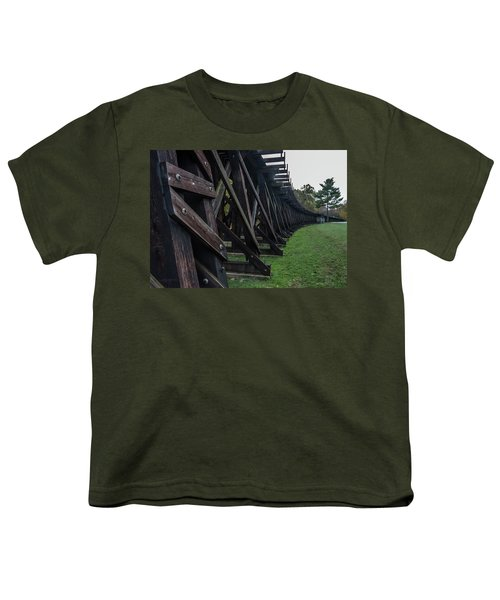 Harpers Ferry Elevated Railroad Youth T-Shirt