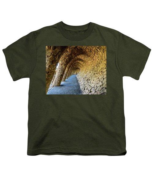 Youth T-Shirt featuring the photograph Explorer by Randy Scherkenbach