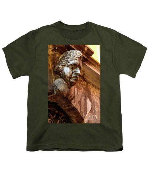 Face In The Streets - Rovinj, Croatia Youth T-Shirt