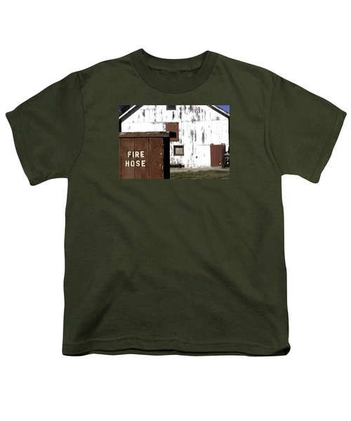Fire Hose Youth T-Shirt