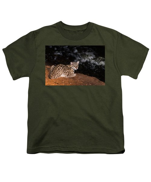 Fishing In The Stream Youth T-Shirt