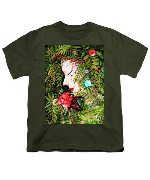Flora-da-vita Youth T-Shirt
