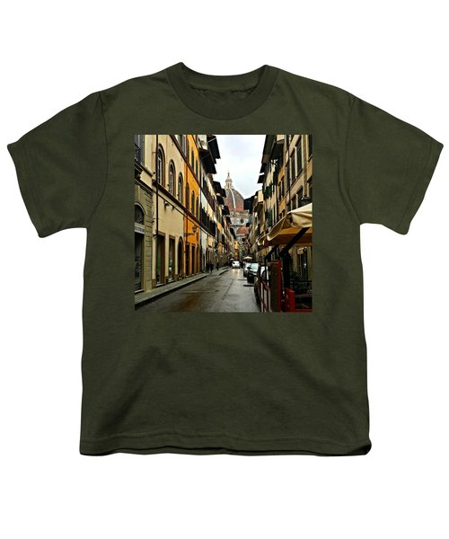 Florence Italy Youth T-Shirt
