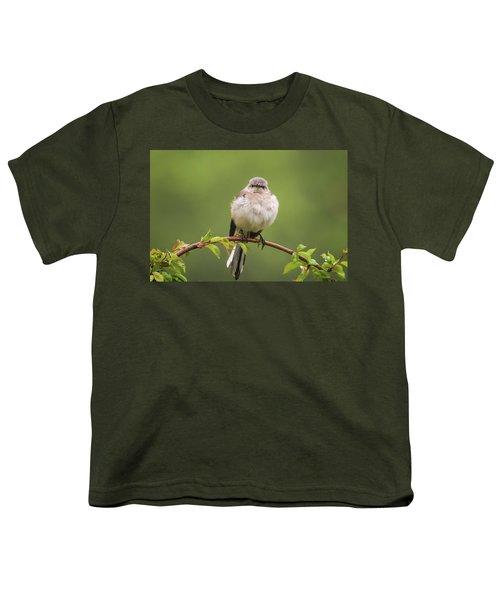 Fluffy Mockingbird Youth T-Shirt