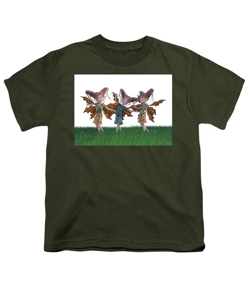 Free Spirit Friends Youth T-Shirt