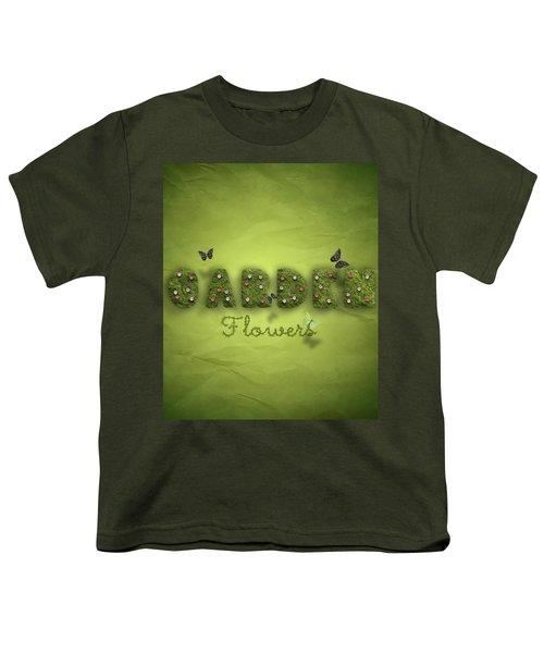 Garden Youth T-Shirt by La Reve Design