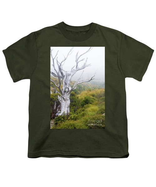 Youth T-Shirt featuring the photograph Ghost by Werner Padarin