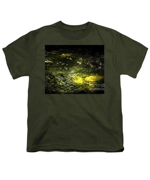 Golden Glow Youth T-Shirt by Tatsuya Atarashi