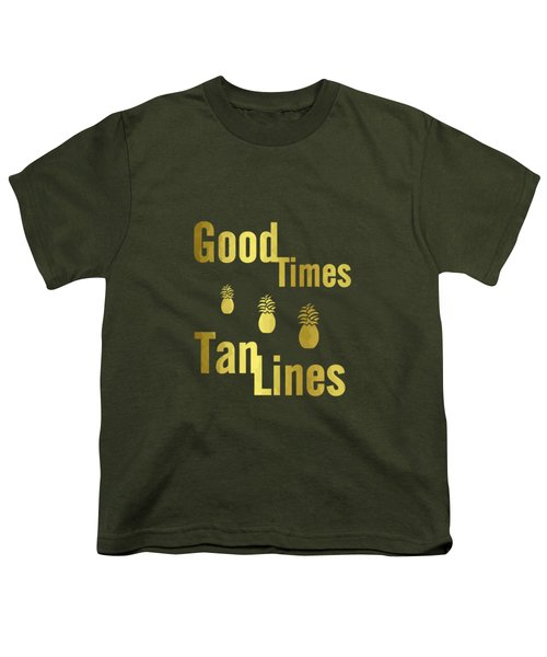Good Times Youth T-Shirt