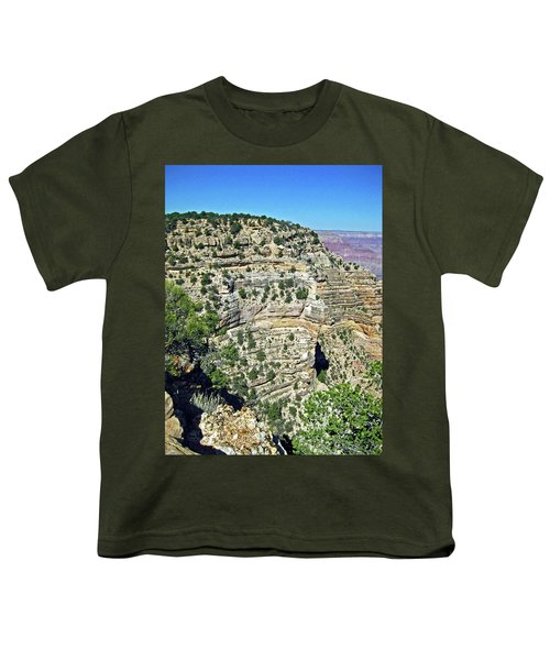 Grand Canyon No. 7-1 Youth T-Shirt