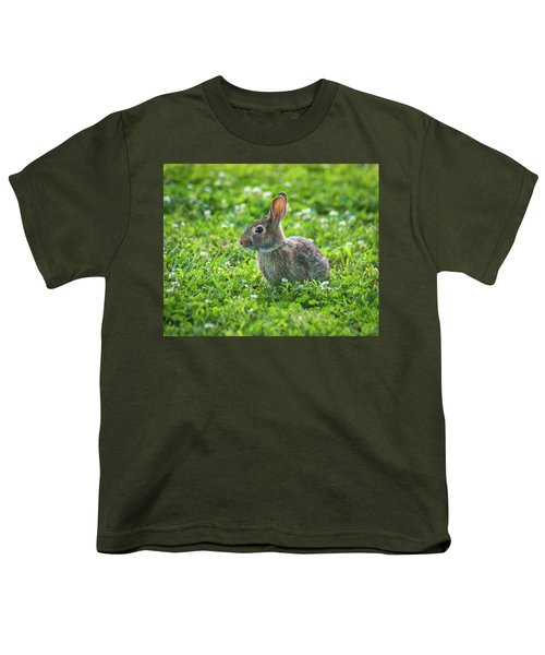 Youth T-Shirt featuring the photograph Grass Hoppers by Bill Pevlor