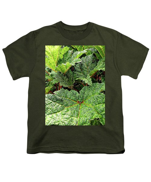 Gunnera Manicata Youth T-Shirt