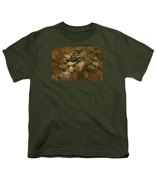 Heap Of Rocks Youth T-Shirt