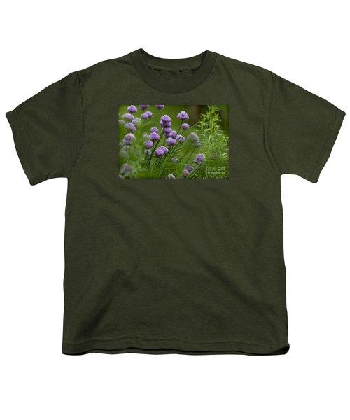Herb Garden. Youth T-Shirt