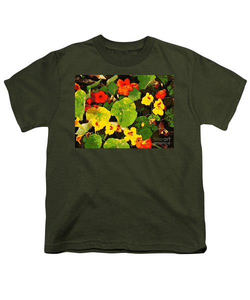 Hidden Gems Youth T-Shirt by Winsome Gunning