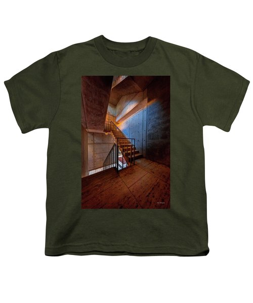 Inside The Stairwell Youth T-Shirt