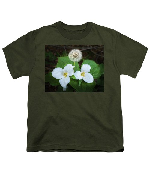 Youth T-Shirt featuring the photograph Interloper by Bill Pevlor