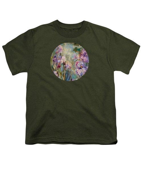 Iris Garden Youth T-Shirt