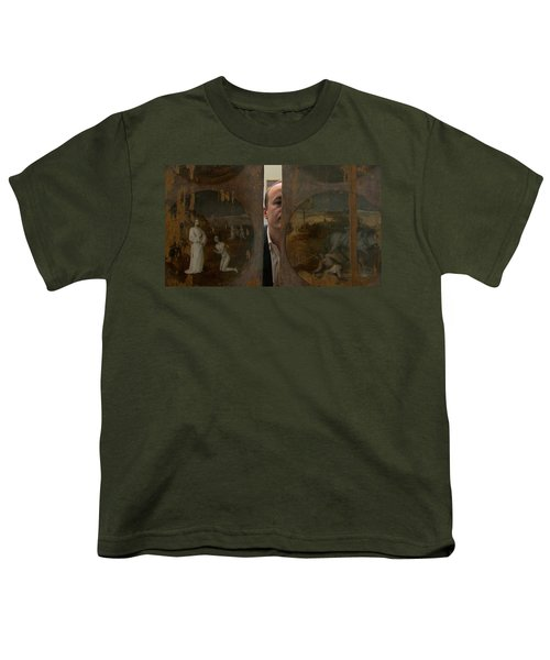 Jheronimus Bosch, Geraakt Door De Duivel Youth T-Shirt
