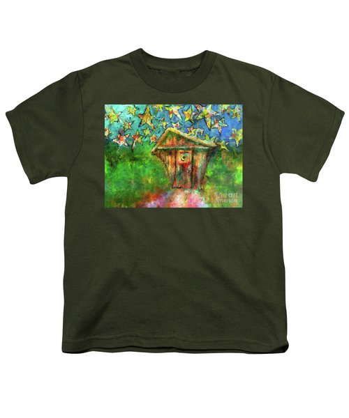 Kaleidoscope Skies Youth T-Shirt
