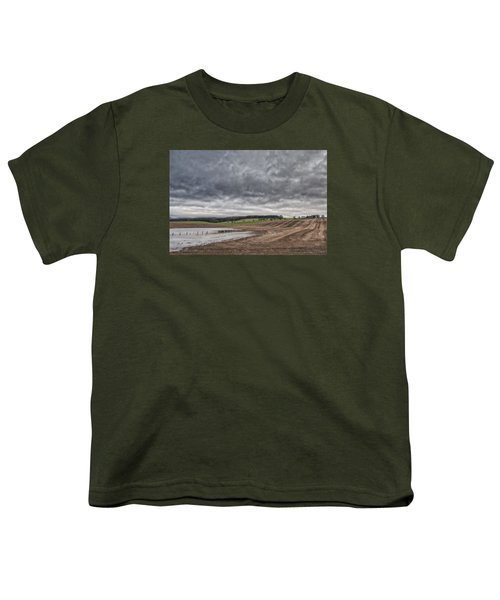 Kingdom Of Fife Youth T-Shirt by Jeremy Lavender Photography