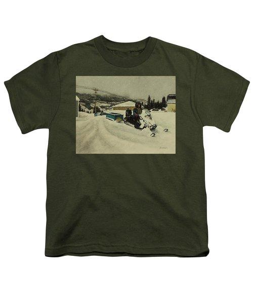 Labrador Nurse Youth T-Shirt