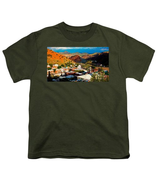 Lavender Pit In Historic Bisbee Arizona  Youth T-Shirt