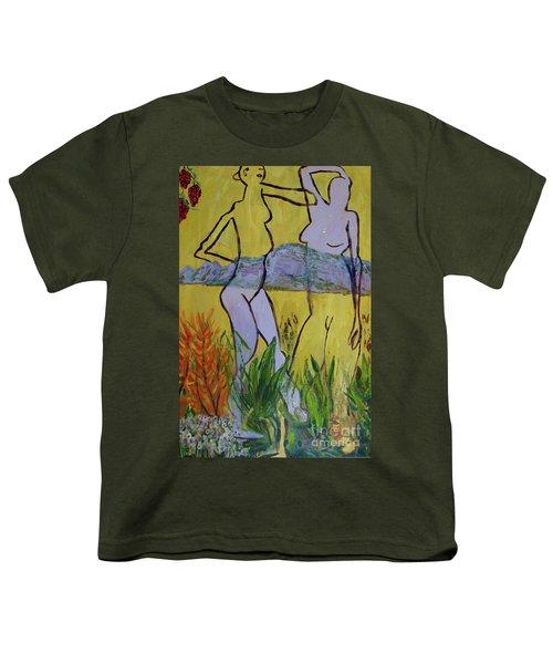 Les Nymphs D'aureille Youth T-Shirt