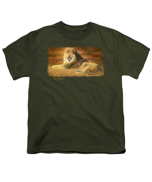 Majestic Youth T-Shirt by Lucie Bilodeau