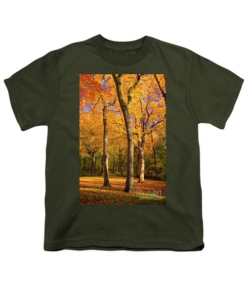 Maple Treo Youth T-Shirt
