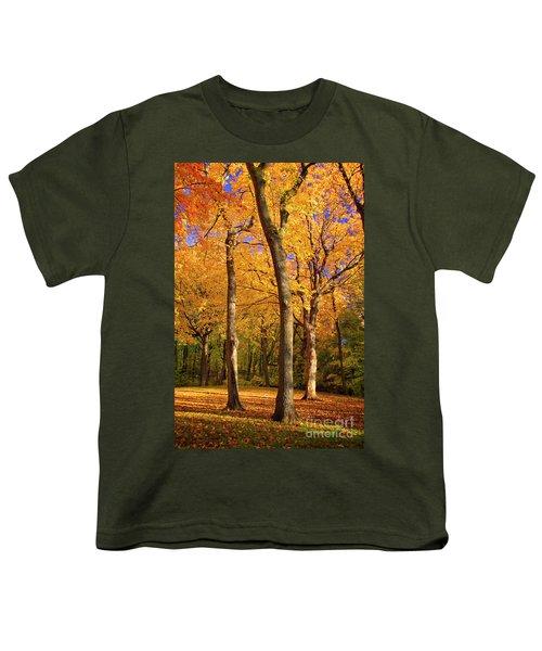 Maple Treo Youth T-Shirt