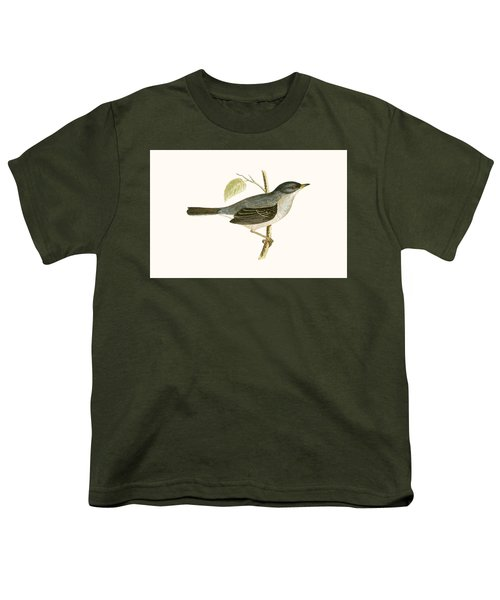Marmora's Warbler Youth T-Shirt by English School