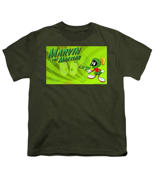 Marvin Martian Youth T-Shirt